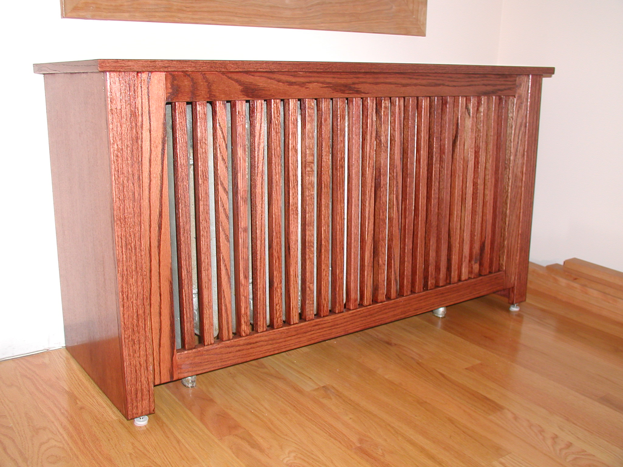 Tomkat Fine Woodworking Custom Radiator Covers Cabinets Organizers